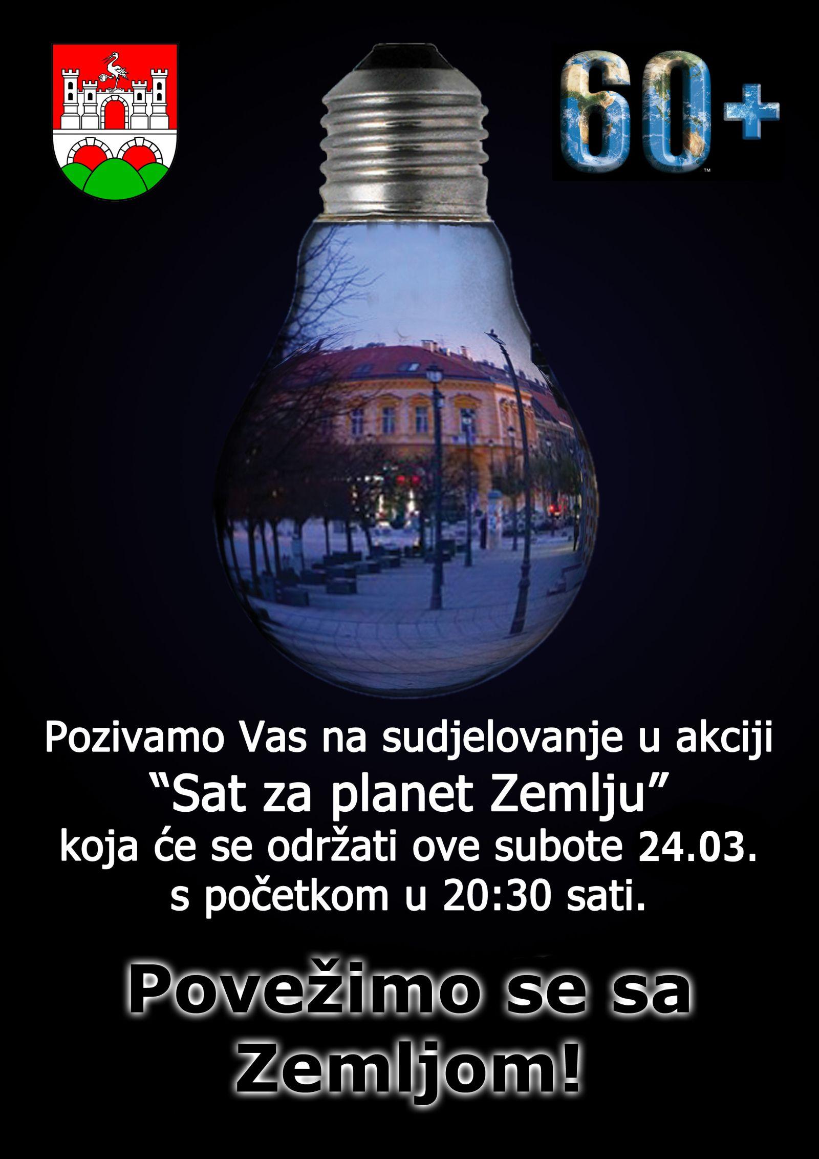 Sat za planet zemlju POVEZIMO sm