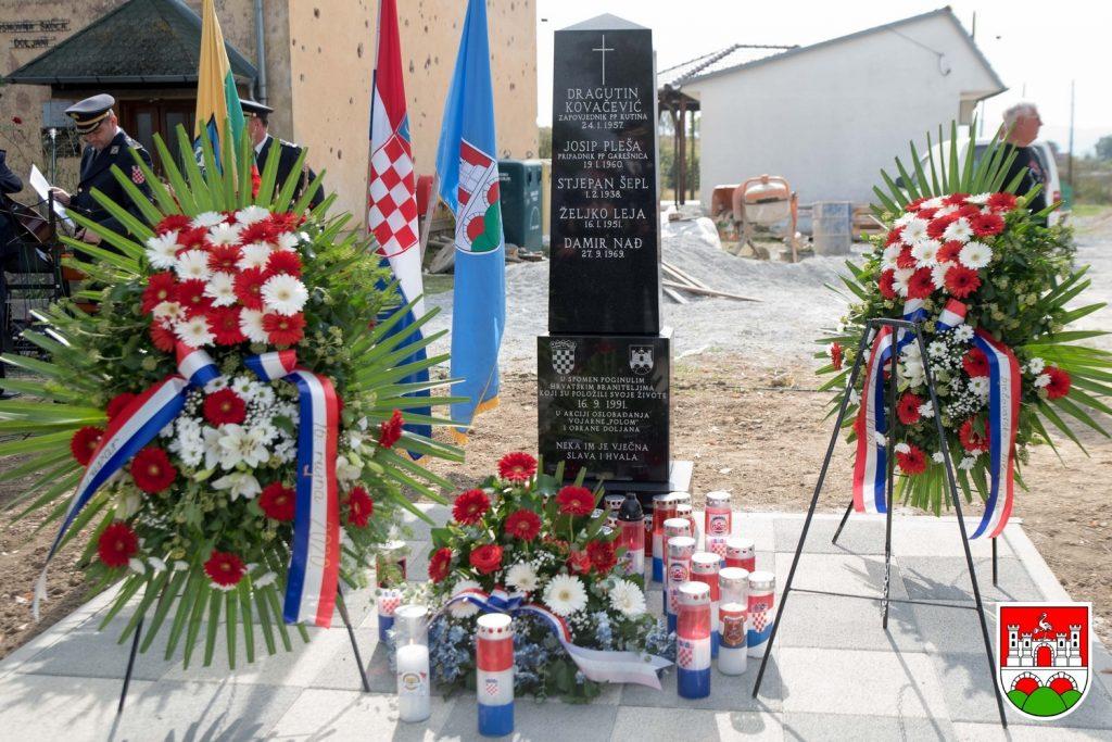 Spomenik Doljani
